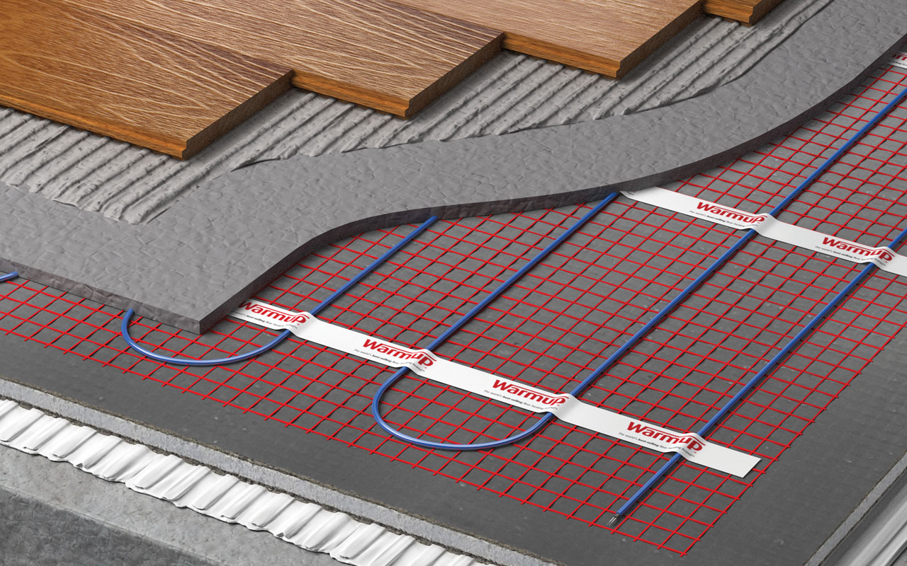 Why Underfloor Heating Systems Are So Popular?