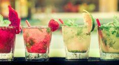 Tonic Mixers And Lo-Cal Sodas