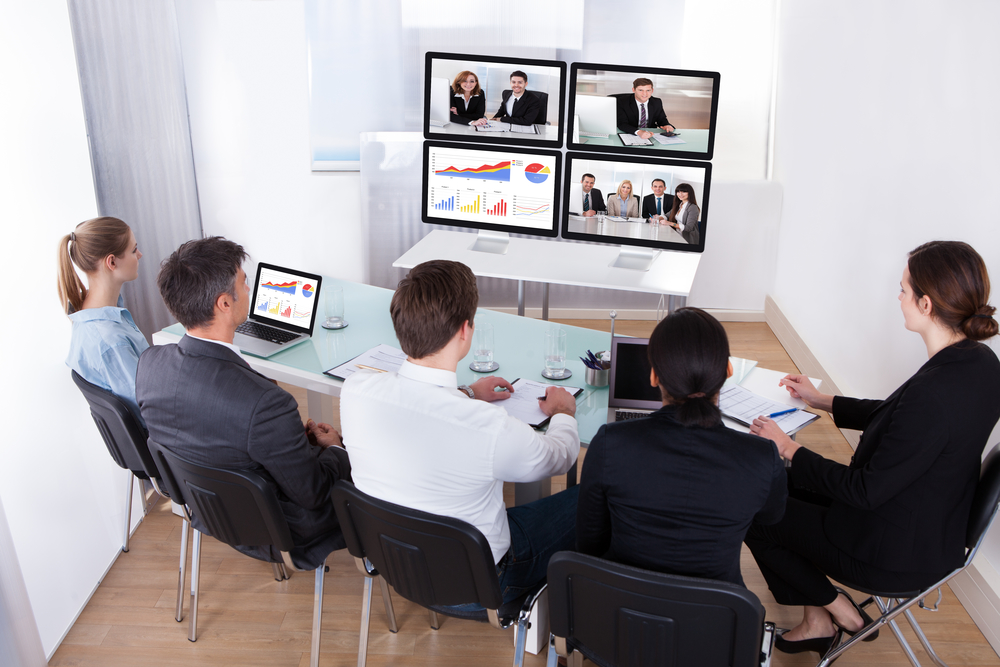 How Employee Productivity Is Improved With Video Conferencing?