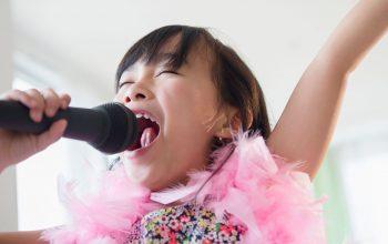 karaoke set with songs